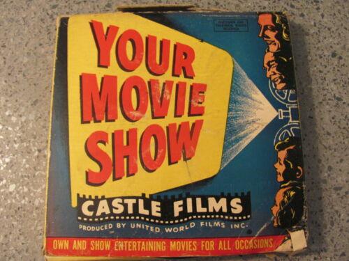 """16 mm Sound # 826 """"Ave Maria"""", Castle Films"""