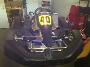 Go kart for sale Craigmore Playford Area Preview