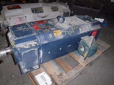 60 Hp Reliance Electric Motor 1200 Rpm C2815atz Frame Dpfv 500 V