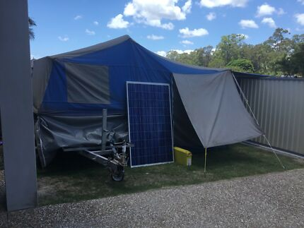 Off-Road camper trailer Carseldine Brisbane North East Preview