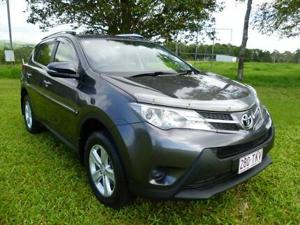 2013 Toyota RAV4 SUV Atherton Tablelands Preview