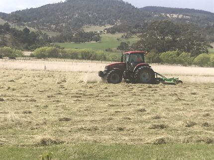 Statewide grass slashing & weed spraying