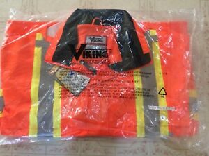 Viking 300D Hi-Vis Rain Coat