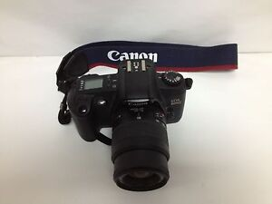 Canon EOS Rebel G 35mm Film Camera & Canon EF Lens