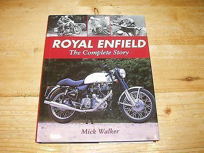 Royal Enfield - The Complete Story by Mick Walker