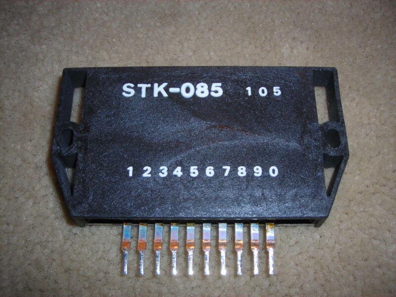 "STK085 ""Original"" SANYO   10P SIP IC  1 pc"