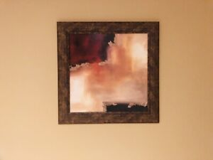 Canvas Framed Picture