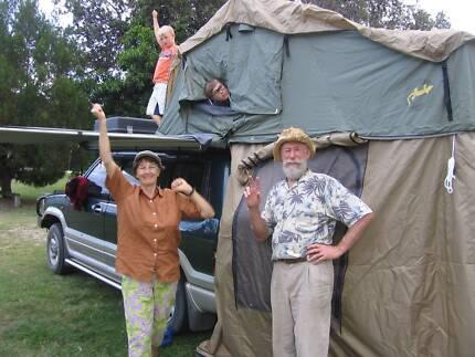 Holden Jackaroo 4x4 with Pop-up tent/annex/awning | Cars Vans u0026 Utes | Gumtree Australia Gold Coast South - Elanora | 1171477448 & Holden Jackaroo 4x4 with Pop-up tent/annex/awning | Cars Vans ...