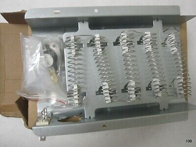 Dryer Heating Element Thermal Fuse & Dryer Thermostat 279838 3977767 3392519