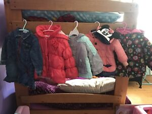 Girls outerwear!! ((Sizes vary))