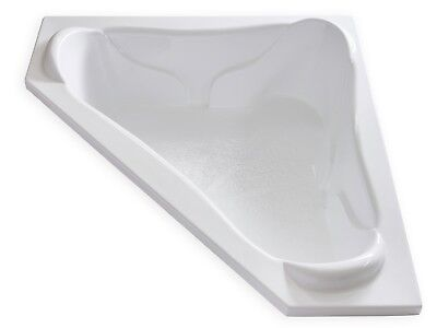 "Carver NW7272 - 72"" x 72"" Corner Bathtub - Soaking 2 Person w/ Headrest for sale  Grandview"
