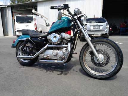 1995 Harley Davidson XL1200