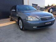 2004 Ford Fairlane Sedan Wagga Wagga Wagga Wagga City Preview