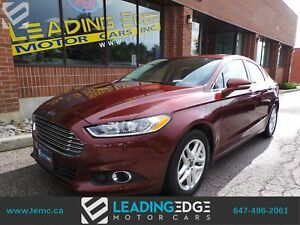 2016 Ford Fusion SE Leather, Navi, Sunroof