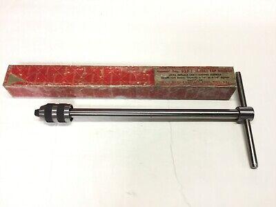 Starrett 93f Tap Wrench Old Logo