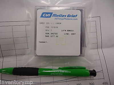 Cvi Melles Griot 540.1277.00 355nm Half Wave Plate. Brand New