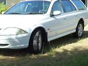 Ford Falcon Forte Wagon Torquay Fraser Coast Preview