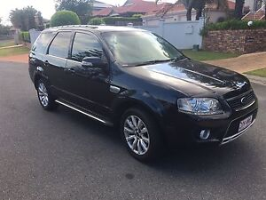 2009 Ford Territory Ghia AWD 7 seater! REGO RWC CHEAP Eight Mile Plains Brisbane South West Preview