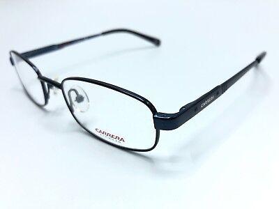 Carrera Safilo Kid's Eyeglass Frames CA7603 1P6 Blue 46-17-130 0618