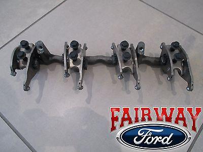 (08 thru 10 Super Duty OEM Ford 6.4 Powerstroke Diesel Valve Rocker Arm Pedestal)