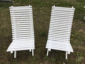 Lawn Chairs (2)