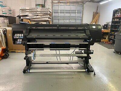 Hp Designjet L26500 Large Color Wide Format Printer Fl Local Pickup Only