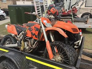 750kg single axle trailer, quad bike and dirt bike for sale Maroubra Eastern Suburbs Preview