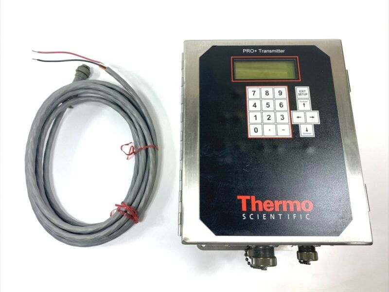 New Thermo Fischer Scientific 1400A Model Signal Processing Pro+ Transmitter