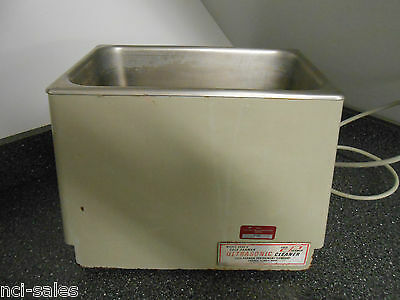 Cole Parmer 8845-4 Ultrasonic Cleaner 117v-ac 60hz 125 Watts