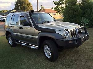 2005 Jeep Cherokee Wagon CDR upgrade LIBERTY SPORT 4X4 Kuraby Brisbane South West Preview