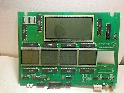 Tokheim 4 Product Display Led Board 421437-2