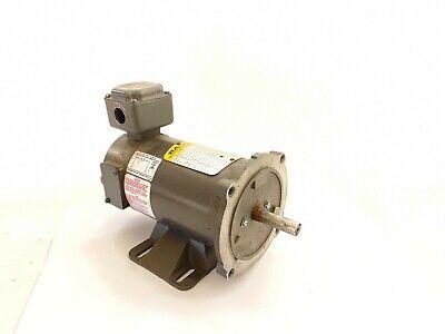 Baldor Cdp3310 .25 Hp 1750 Rpm Dc 56c 3320p Tenv 90v Industrial Motor