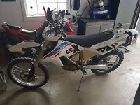 Moving a dirtbike from Fort Mac to NB