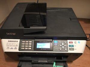 """11"""" X 17"""" Wireless Printer / Scanner / Fax / Copier"""