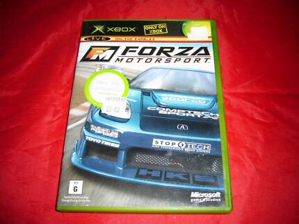 Forza Motorsport (XBox & Xbox 360 Compatible) - Free Postage Coolaroo Hume Area Preview