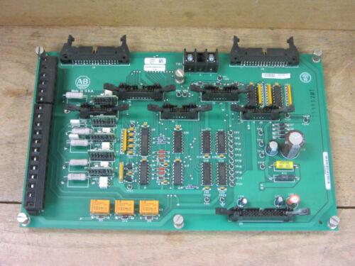 Allen Bradley 170948 Spk Drive Board 170947 Various Revs Csq