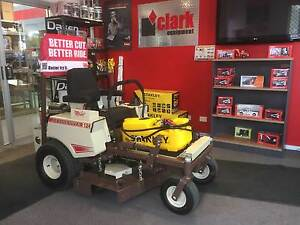 """Commercial Grasshopper 124/41"""" Zero Turn mower- New 2.6 hrs Nambour Maroochydore Area Preview"""