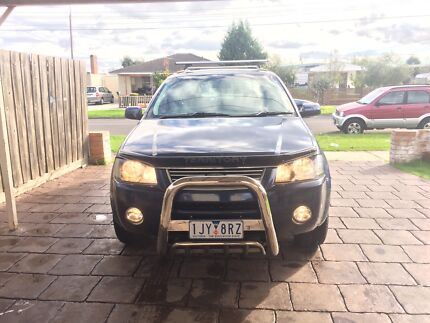2007 FORD TERRITORY  - DUAL FUEL, 7 SEATER Broadmeadows Hume Area Preview