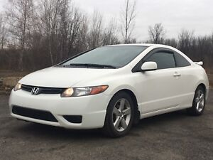 Honda Civic manual coupe 129K