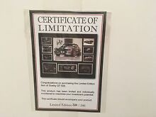 Plaque of Shelby GT 500 Murray Bridge Murray Bridge Area Preview