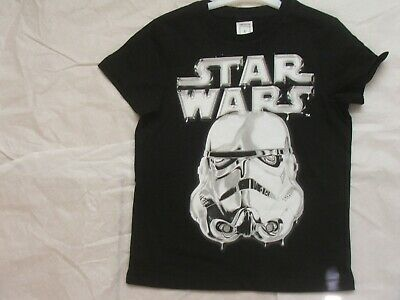 BNWOT 'Star Wars' Storm Trooper Boys t'shirt ages 7, 8, 10, 11 and 12 years