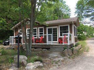 Muskoka cottage rental
