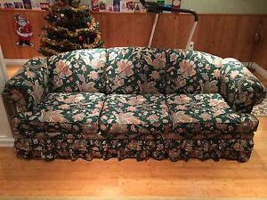 Sofa and love-seat set for sale - A1 condition