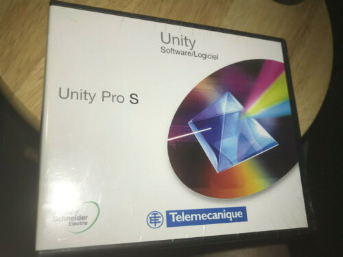 Unity pro s UNYSPUSFUCD30 software