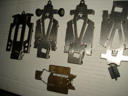 Slot Car Chassis Lot