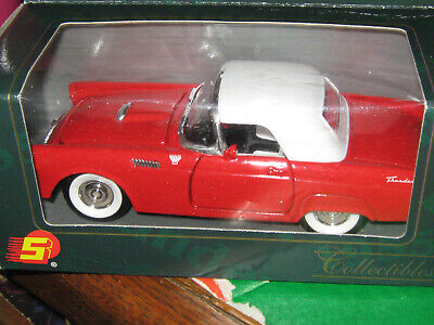 SUPERIOR 1955 FORD T-BIRD DIECAST-FREE SHIPPING