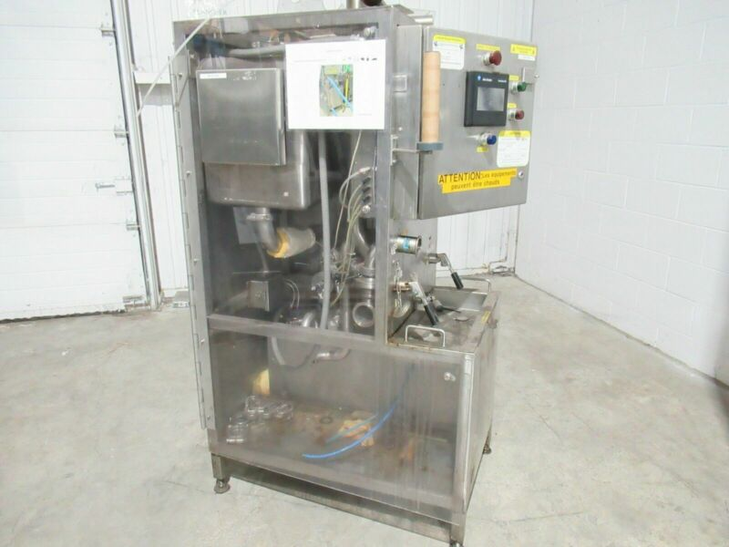 CIP CLEAN IN PLACE PROCESS EQUIPMENT STATION CLEANING MACHINE WITH POMPE L-107