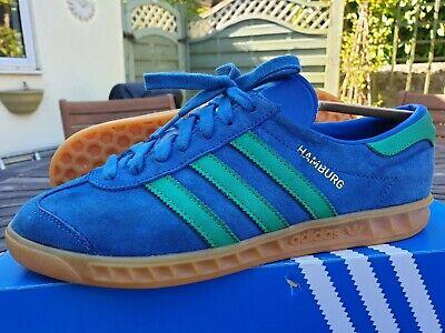 Adidas Hamburg Size 8