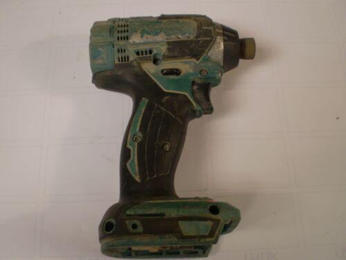 Used Makita Cordless Impact Driver 18V Tool Only
