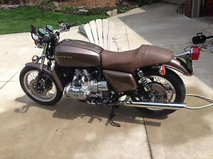 1976 Honda GL1000 Goldwing Cafe